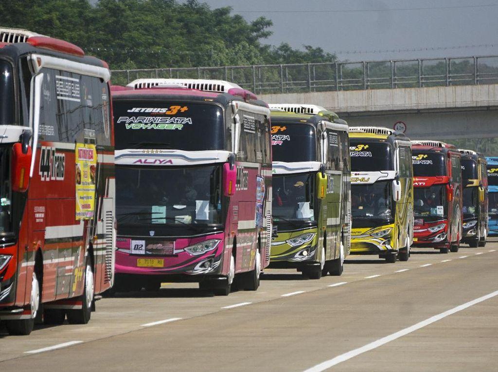 Dilarang Operasi Selama Lebaran, PO Bus: Siap Patuh, tapi Bisa Durhaka