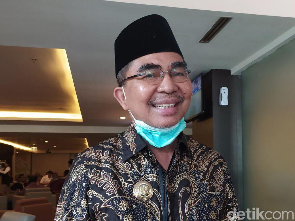 Dicopot dari Ketua DPD PDIP Sultra, Abu Hasan: Menguntungkan Pencalonan Saya