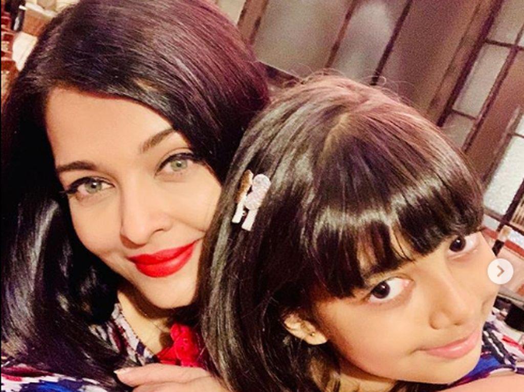 Aishwarya Rai Positif Corona, Dilarikan ke RS karena Sulit Bernapas