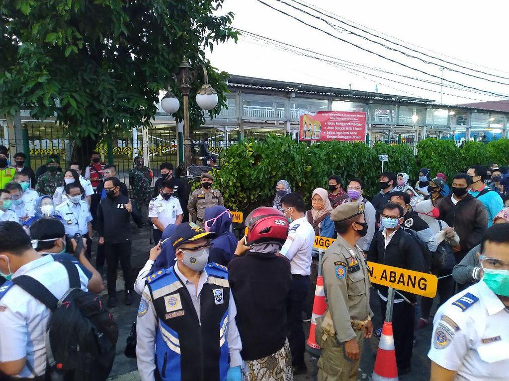 4 Langkah Pemicu Antrean di Stasiun Bogor Lebih Cepat Cair