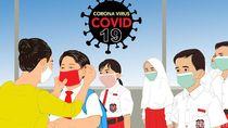 Pangandaran Mulai Sekolah Tatap Muka, Ridwan Kamil Ingatkan Vaksinasi Guru
