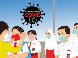 Corona Juga Serang Anak-anak, Ganjar Minta PTM di Jateng Ditunda Lagi