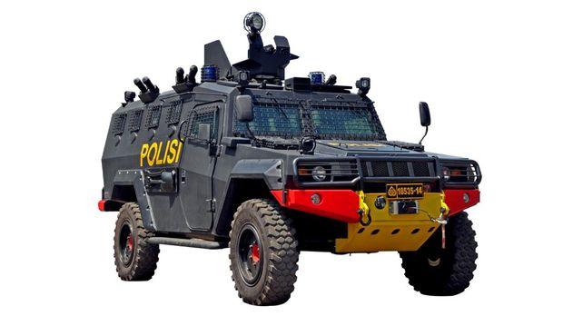 Komodo 4x4 APC Police