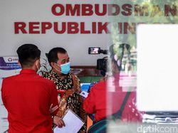 25 Pegawai Positif Covid-19, Ombudsman Ditutup hingga Jumat