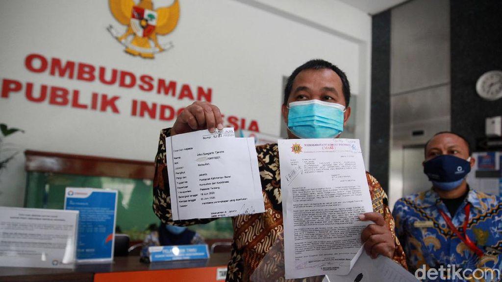 MAKI Lapor ke Ombudsman Soal Surat Jalan Djoko Tjandra