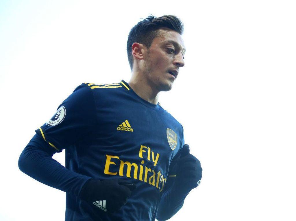 Mesut Oezil dan Arsenal Sudah Bahas Pemutusan Kontrak?