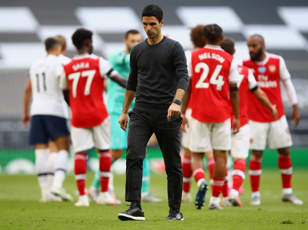 Tottenham Vs Arsenal: Kesalahan Bek Ganggu Mental Meriam London