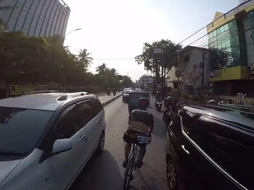 Operasi Patuh Jaya, Polisi Juga Bakal Tertibkan Pesepeda yang Melanggar