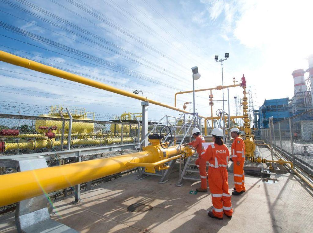 PGN Akan Bangun Infrastruktur LNG ke PLN, Ini Skenarionya