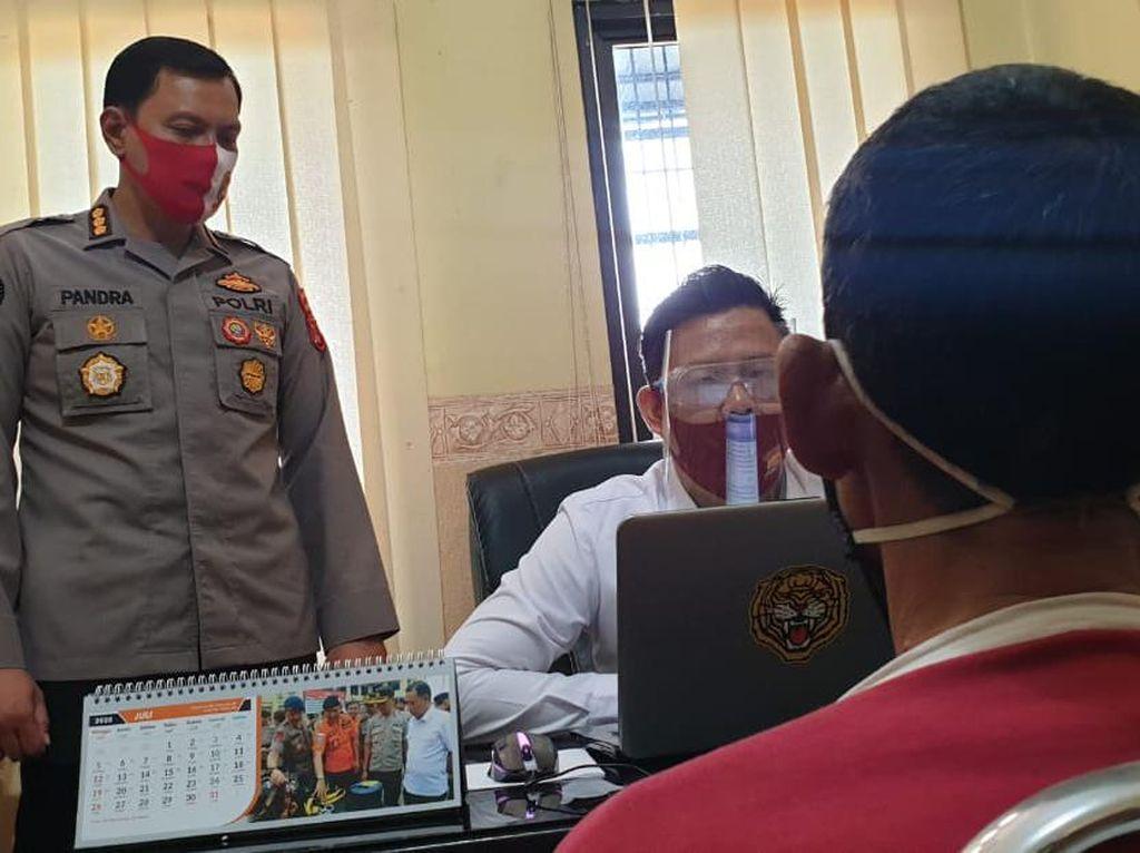Serahkan Diri, Pelindung Anak Tersangka Pemerkosa ABG di Lampung Ditahan
