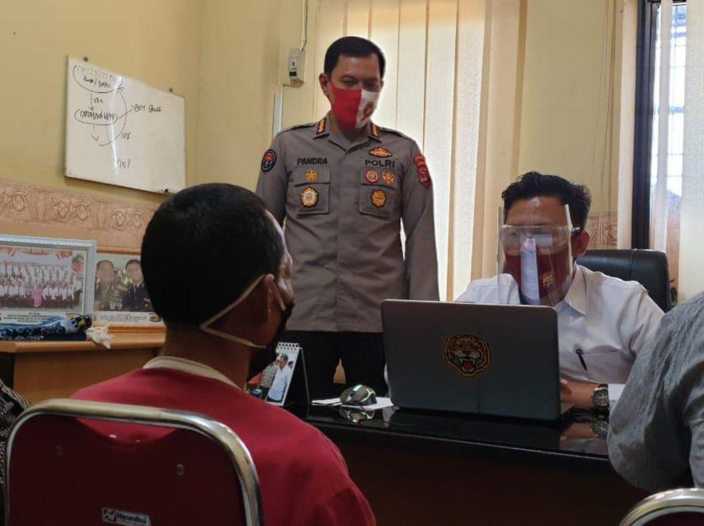 Polisi Tambah Pasal Hukuman Kebiri ke Oknum P2TP2A Pemerkosa ABG di Lampung