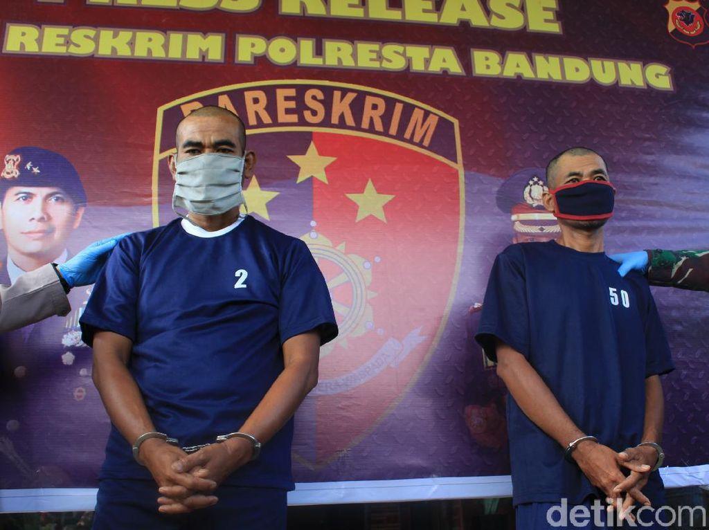 2 Pelaku Curas TNI Gadungan di Bandung Berhasil Ditangkap