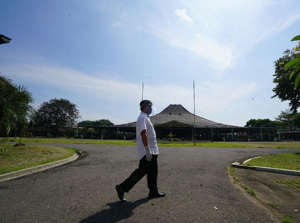 Puro Mangkunegaran Buka Saat Solo Zona Hitam, Bagaimana Pengunjungnya?