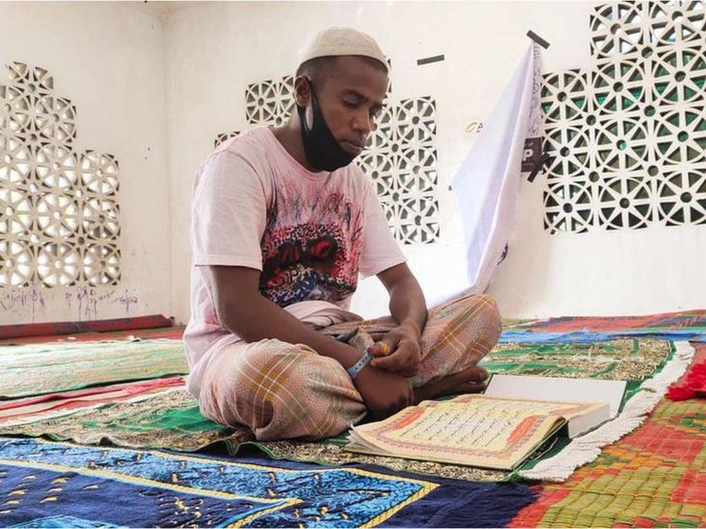 Kisah Kelam Pengungsi Rohingya yang Terdampar di Aceh