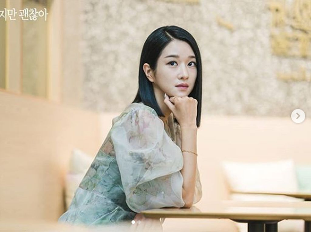 Seo Ye Ji Menawan di Its Okay To Not Be Okay, Makeup Artist Buka Rahasianya