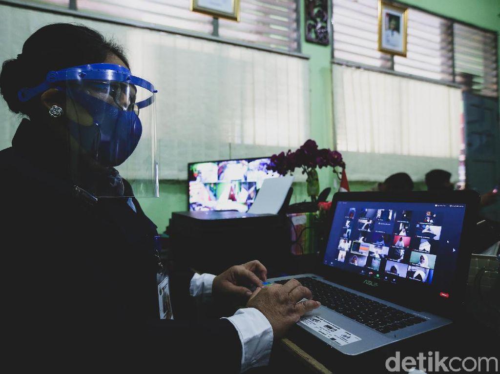 Pemprov DKI Minta Sekolah Buat Materi MPLS Saat Pandemi Berupa Foto-Video