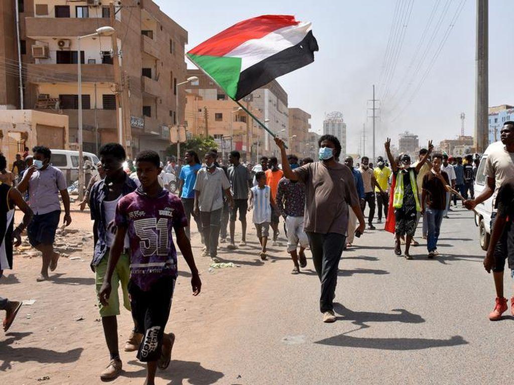 Demi Ringankan Utang Luar Negeri, Sudan Devaluasi Mata Uang