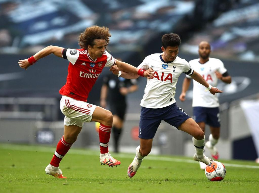 Video Tottenham Hotspur Vs Arsenal: The Gunners Keok 2-1