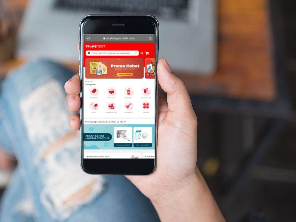 Belanja Banyak Saat Weekend dengan Promo e-Catalogue Transmart