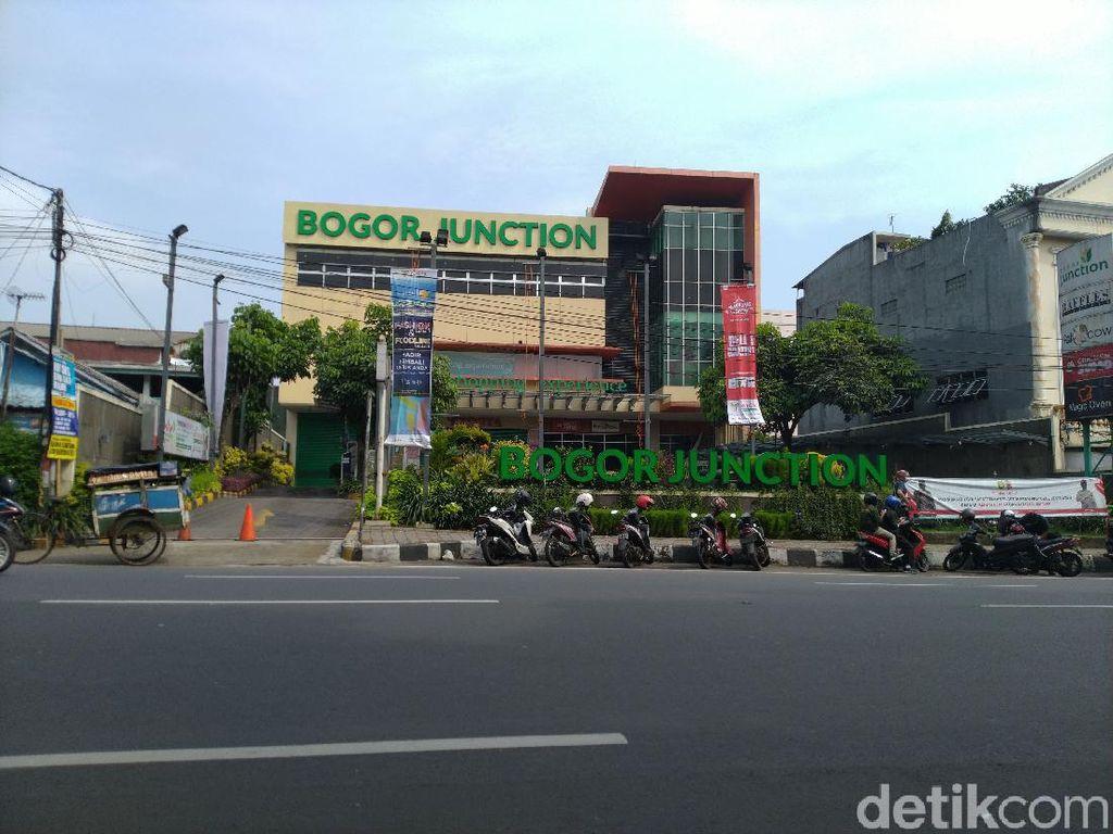Begini Suasana Yogya Bogor Junction yang Ditutup karena Kasus Positif Corona