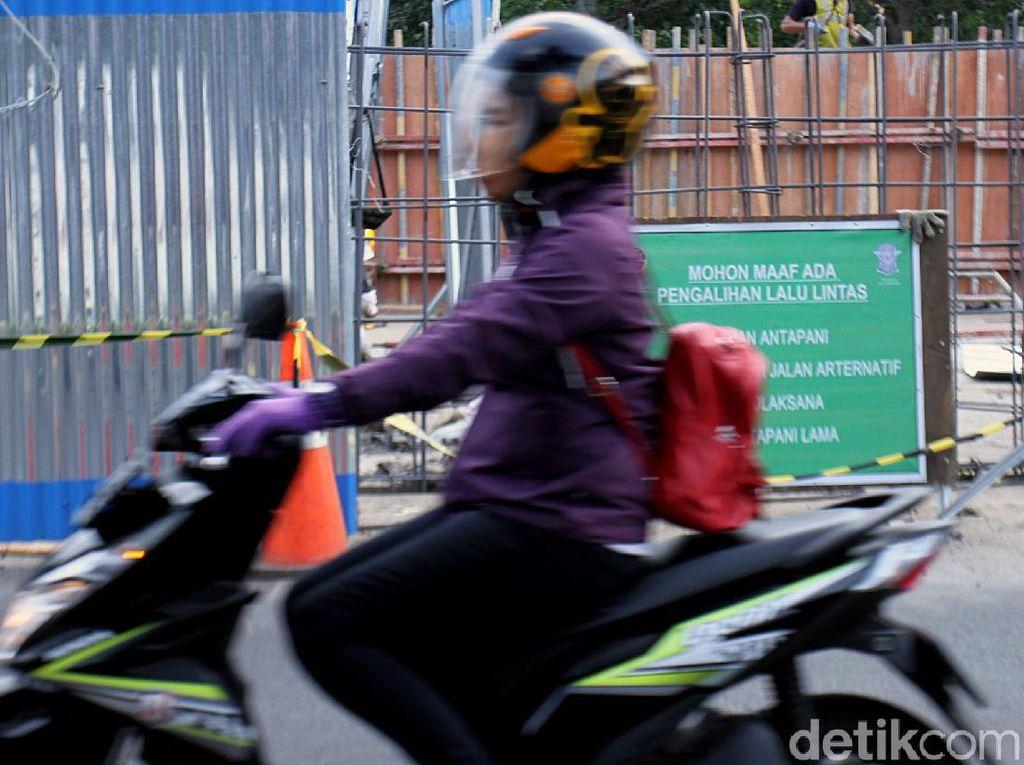 Ada Pembangunan Flyover, Jalan Jakarta di Bandung Akan Ditutup