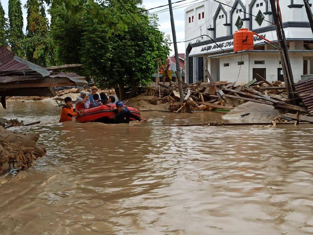 Guru Besar Unhas Nilai Banjir Luwu Utara karena Pembukaan Lahan Pegunungan