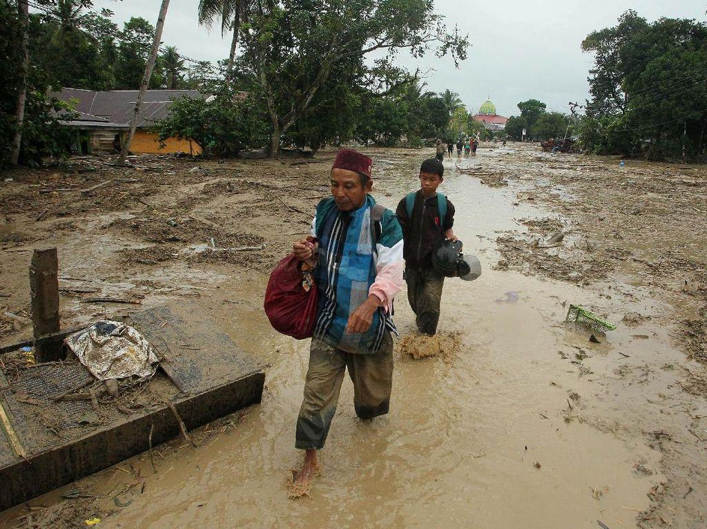 BNPB: 4.930 Keluarga Terdampak Banjir Bandang Luwu Utara, 46 Orang Hilang