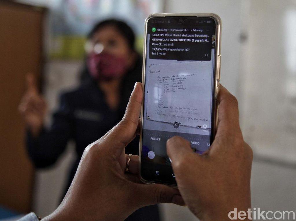 Sekolah Daring di Makassar Diperpanjang, Siswa Tak Mampu Bisa Belajar Kelompok