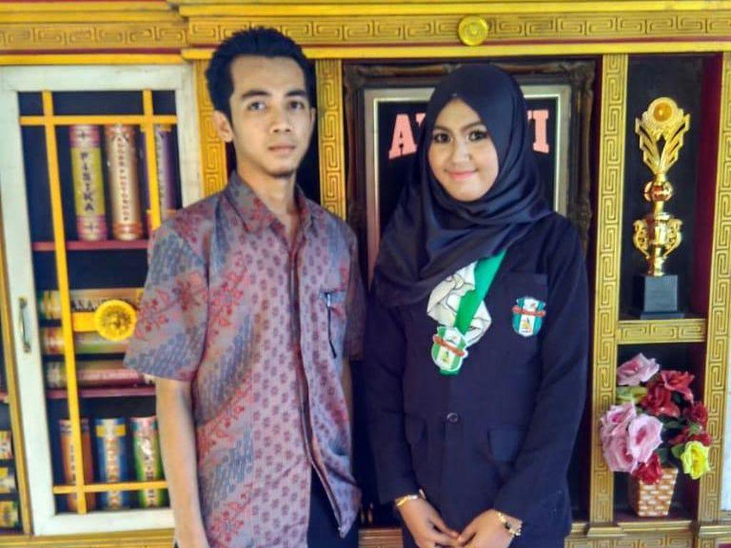 Ini Cerita Murid di Sulawesi yang Viral karena Menikah dengan Gurunya