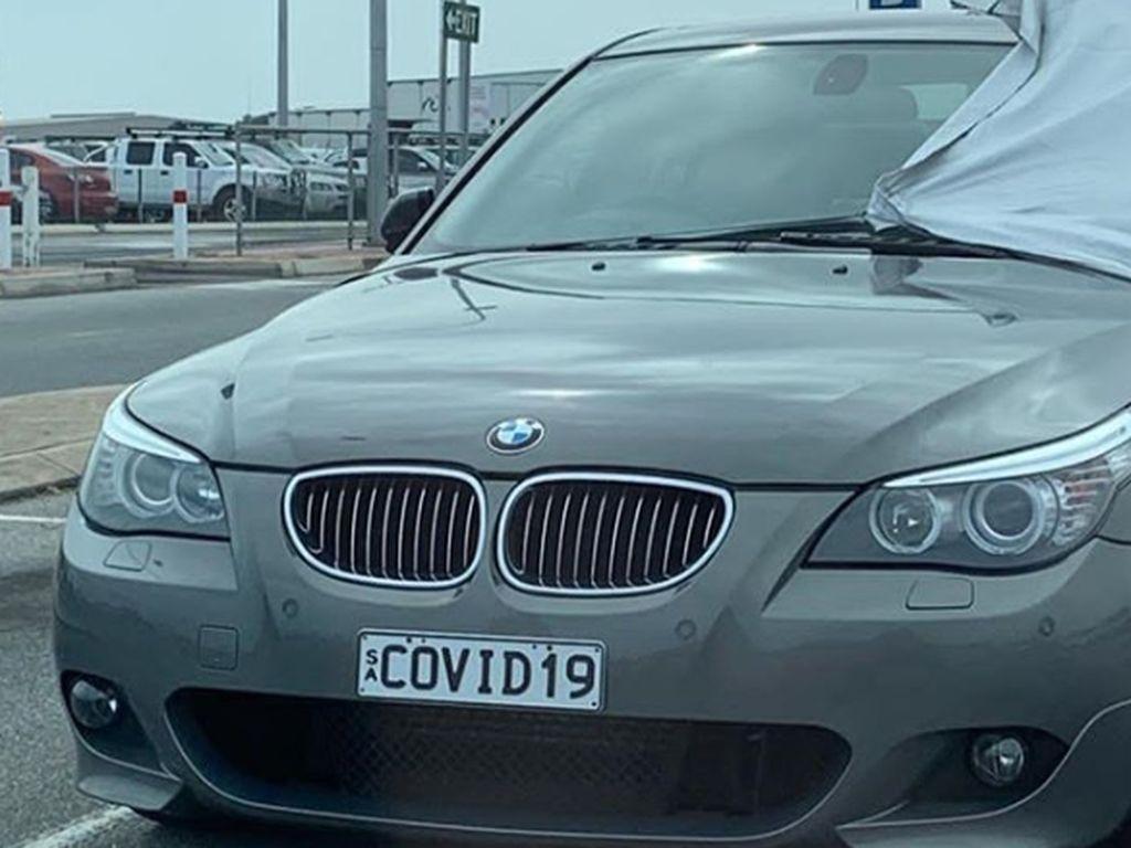 Misteri BMW Berpelat COVID19 yang Parkir Berbulan-bulan di Bandara Adelaide
