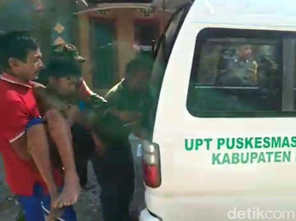 Bocah di Ngawi Selamat Usai Jatuh ke Sumur 21 Meter