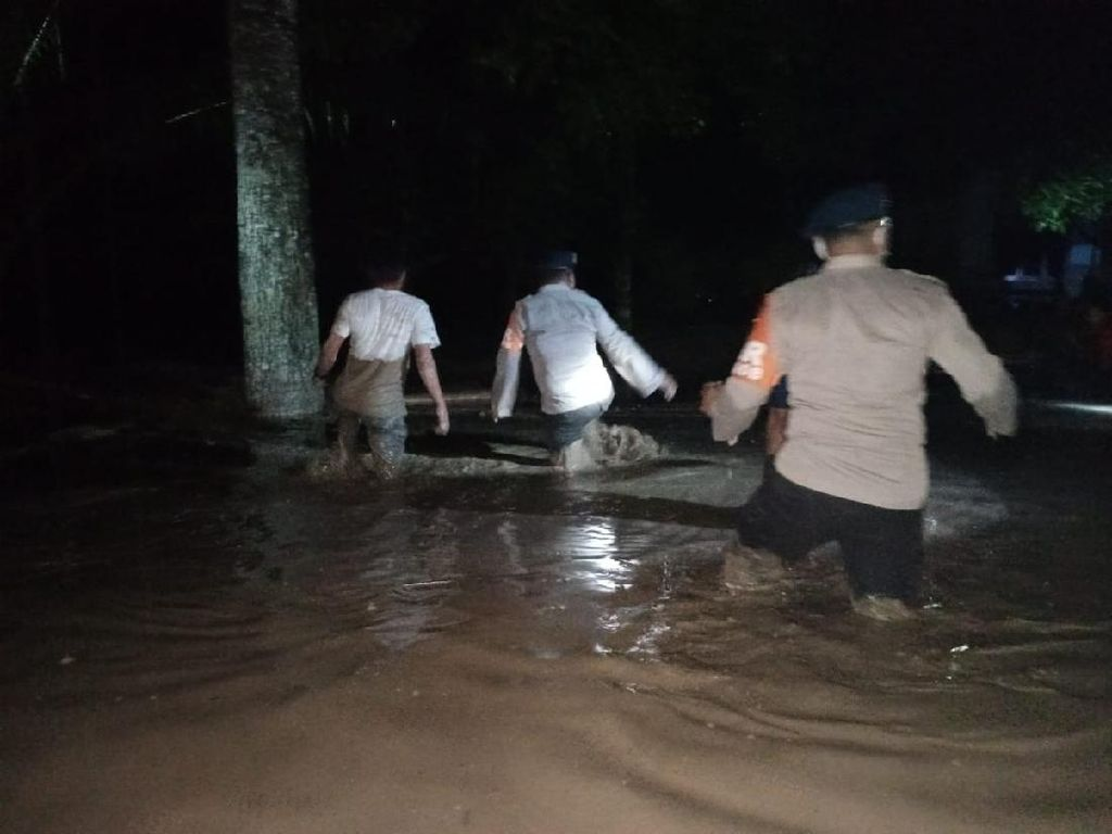 Listrik di Masamba Luwu Utara Masih Padam, Pengungsi Kekurangan Air Bersih