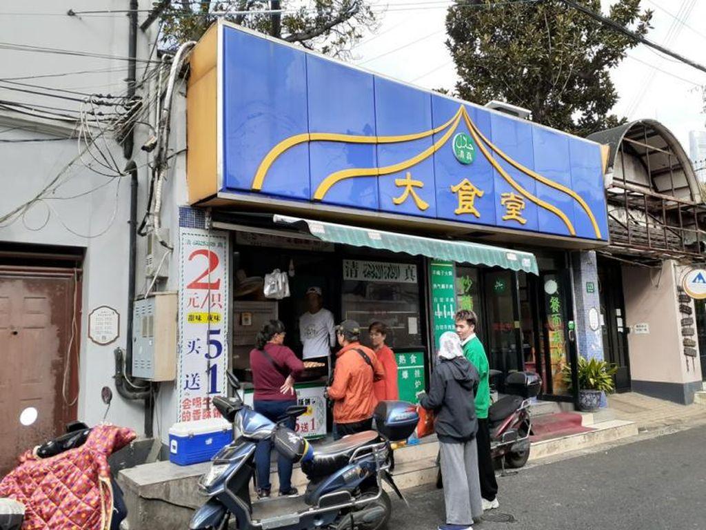 Cerita Mencari Kuliner Halal di Shanghai