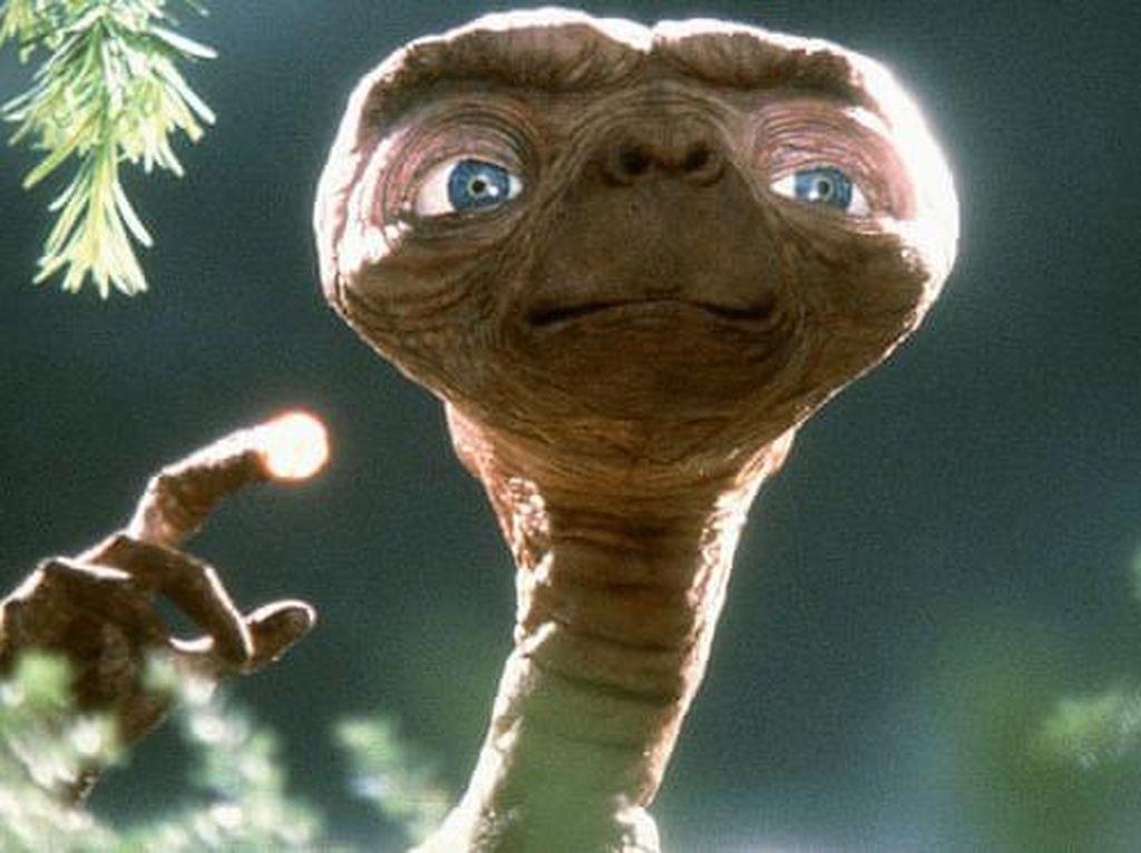 Makhluk Ini Mirip Alien E.T! Ditemukan di Dasar Laut Kuno
