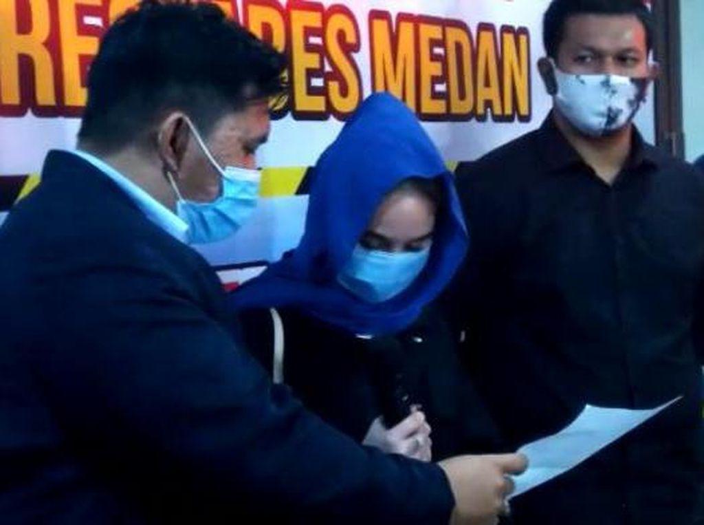 Polisi Ungkap Si Fotografer Aktif Jajakan Hana Hanifah