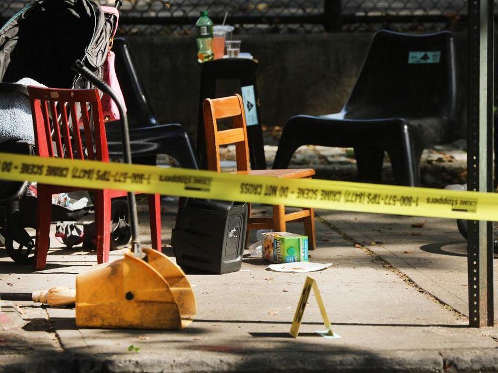Mengerikan! Bayi 1 Tahun Tewas Ditembak di Area Bermain Anak