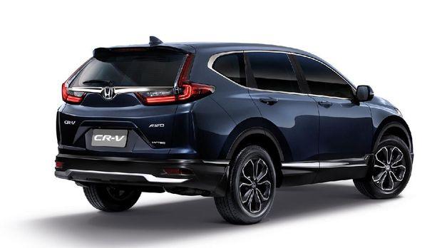 Honda CR-V 2020 meluncur di Thailand, 14 Juli 2020.