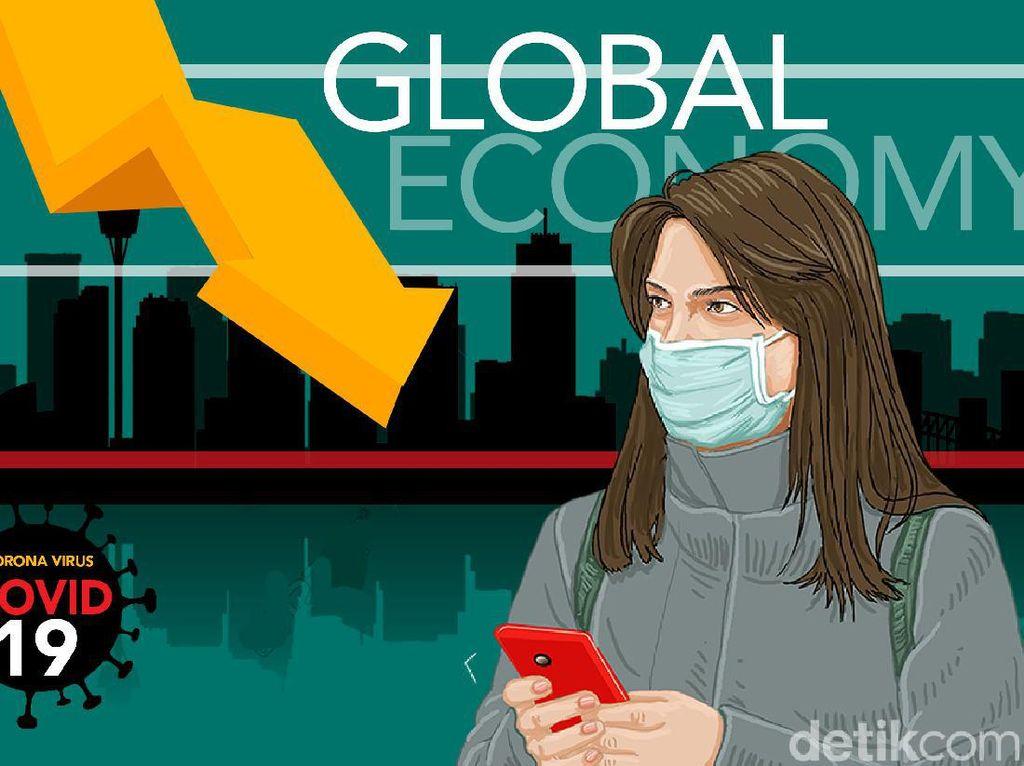 Sri Mulyani Pastikan RI Resesi, Ekonom: Masyarakat Jangan Panik