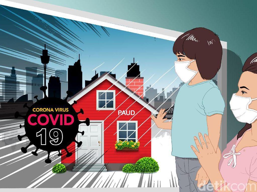 Daftar 53 Kota/Kabupaten yang Masuk Zona Merah COVID-19