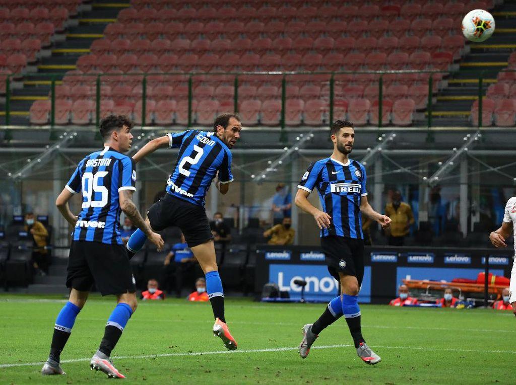 Klasemen Liga Italia: Inter Naik ke Posisi Kedua