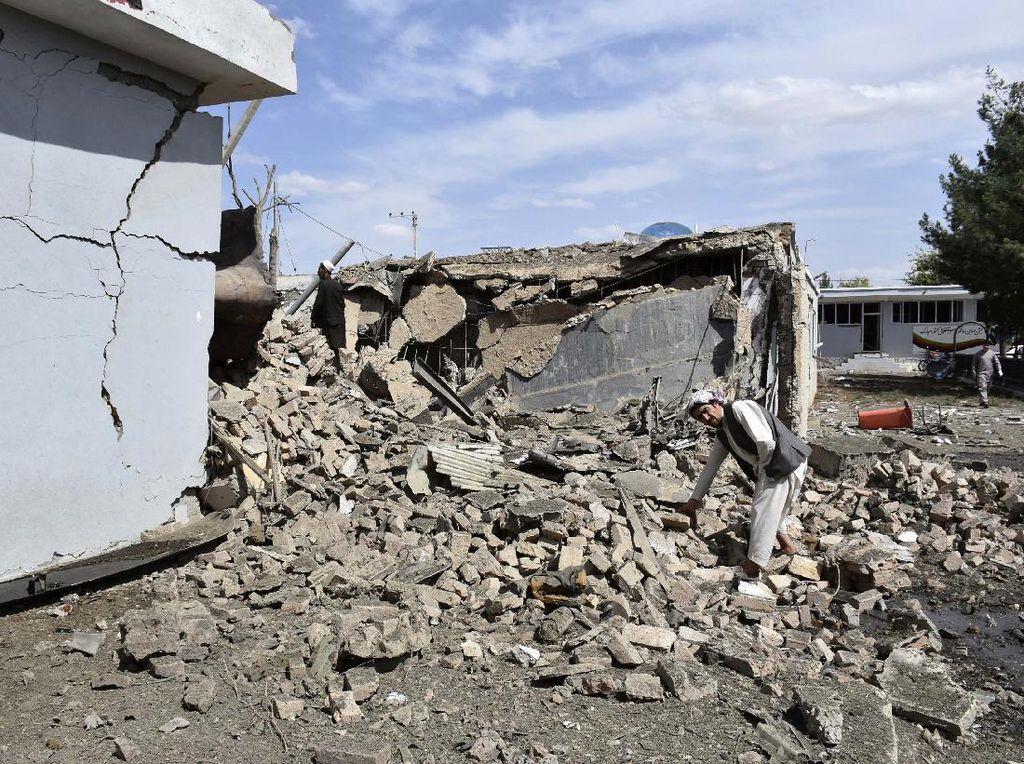 Mortir Meledak Saat Upacara Pernikahan di Afghanistan, 6 Orang Tewas