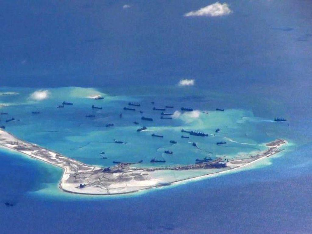 China Sebut AS Ancaman Terbesar Bagi Perdamaian di Laut China Selatan