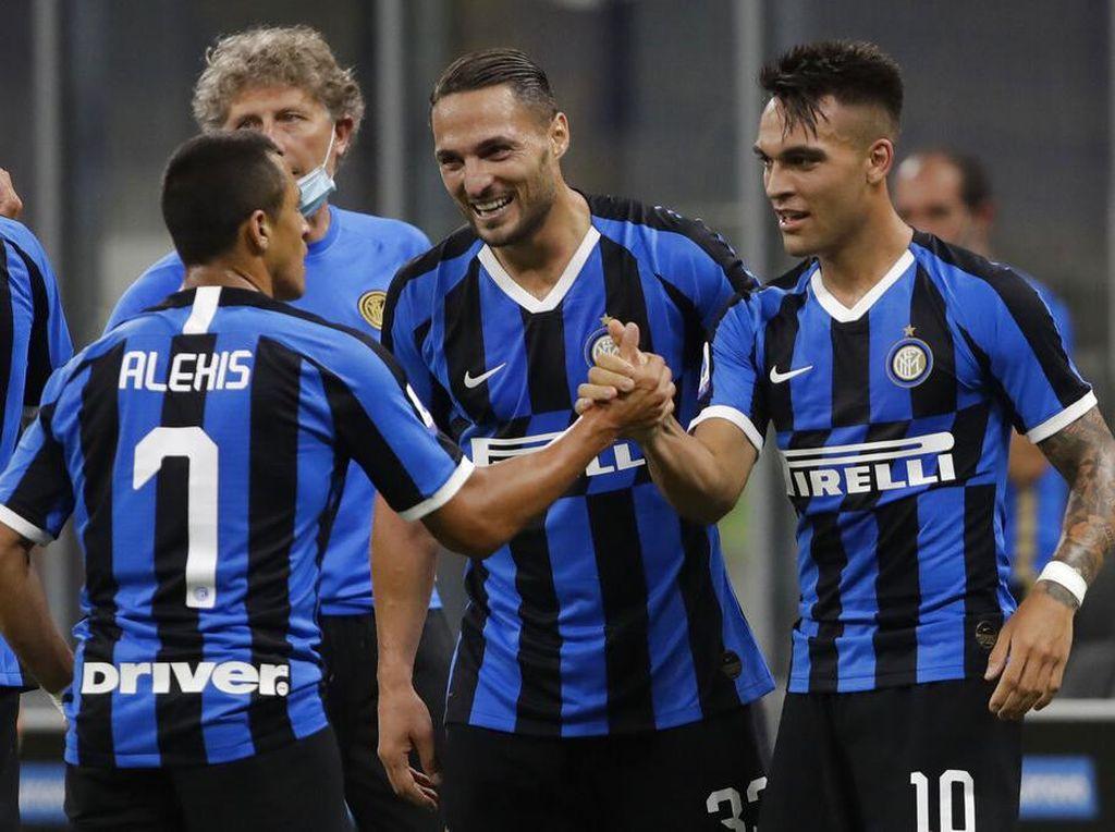 Video Inter Milan Bikin Torino Babak Belur