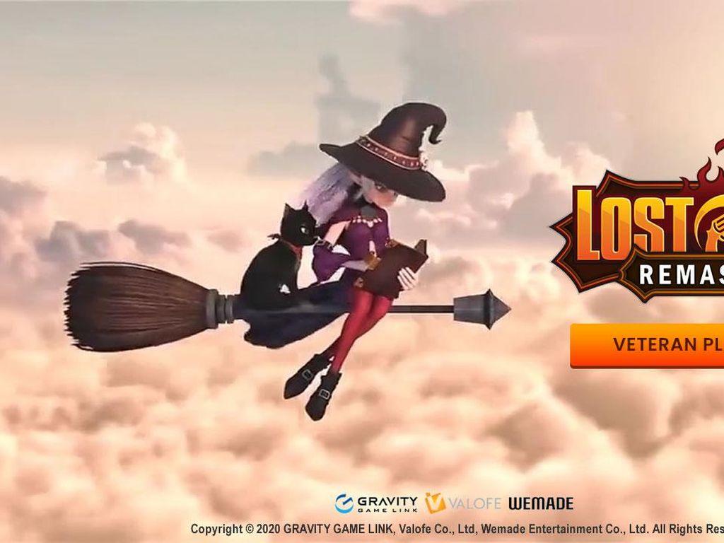 Lost Saga Remastered Bagi-bagi Hadiah Buat Pemain Veteran