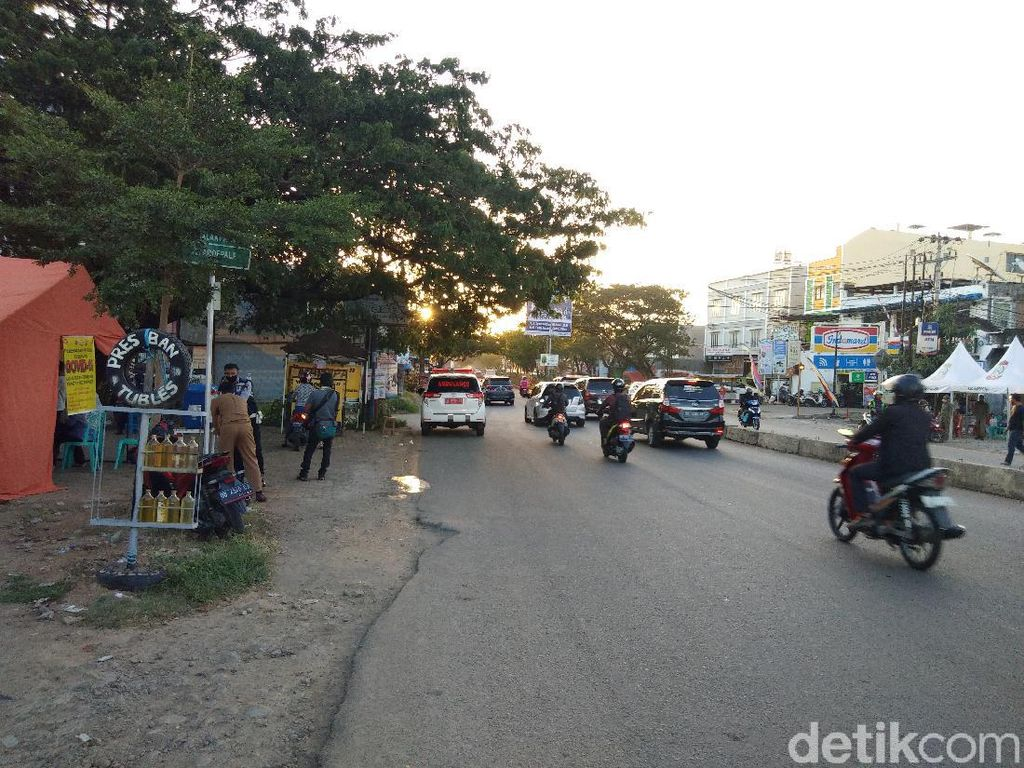 Jelang Idul Adha, Warga ke Makassar Tanpa Suket Bebas COVID Dilarang Masuk