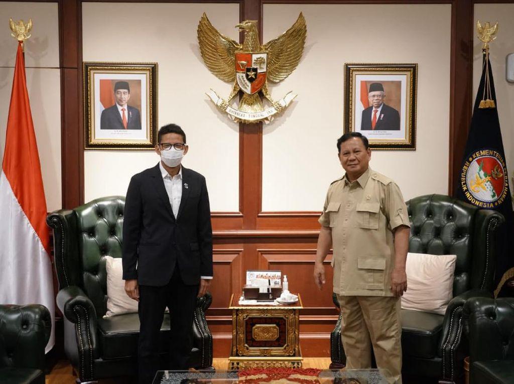Gerindra: Sandiaga Uno Bukan Pengkhianat, Dia Setia ke Prabowo