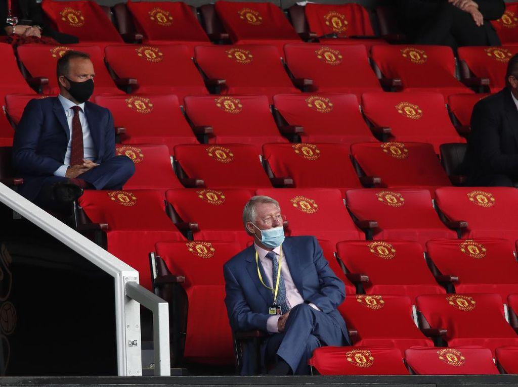Kenapa Pakai Maskernya Begitu, Sir Alex Ferguson?