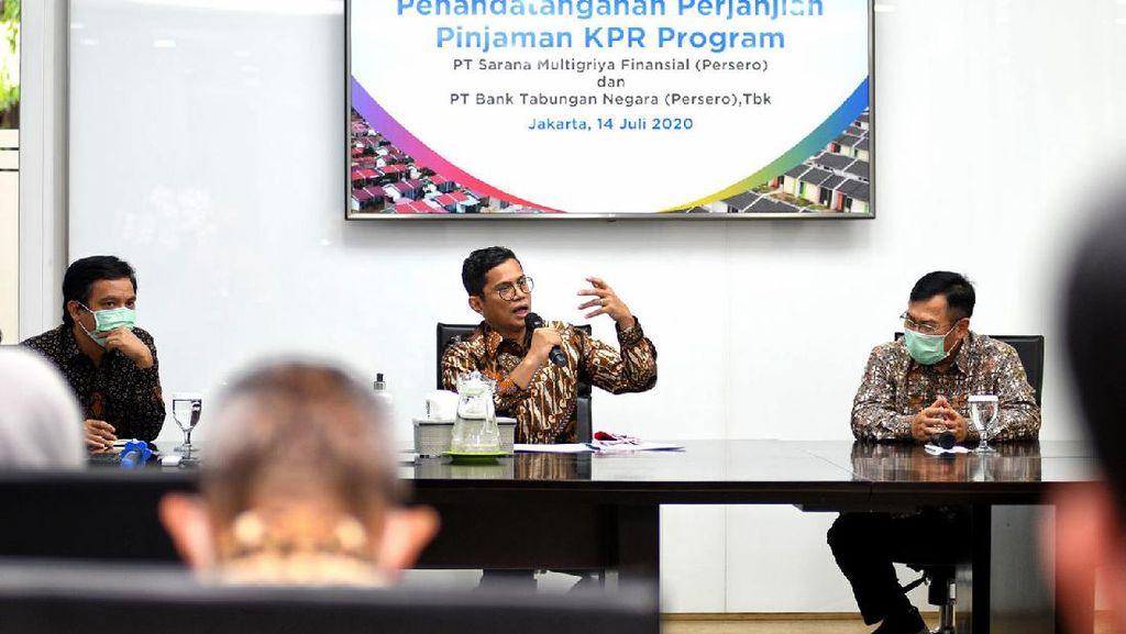 SMF Kucurkan Dana Segar untuk Program KPR