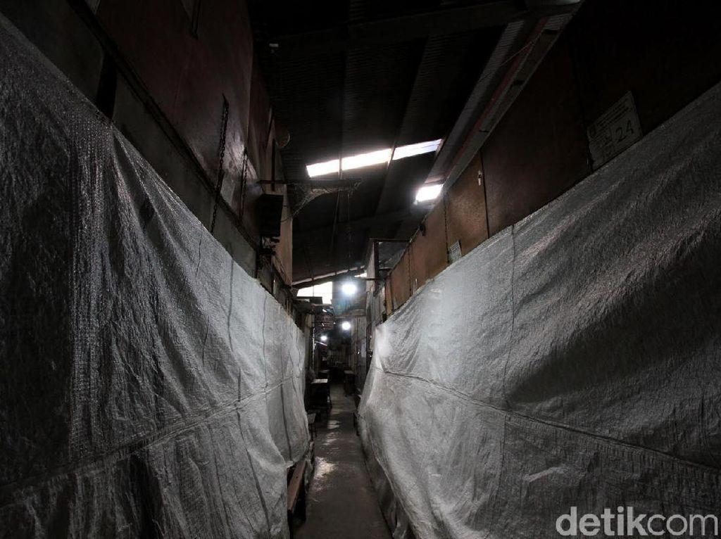 Solo Zona Hitam Corona, Pasar Harjodaksino Ditutup