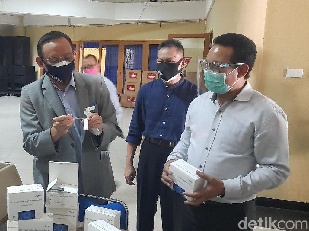 Unair Sediakan 6.000 Rapid Test Gratis untuk UTBK Tahap 2